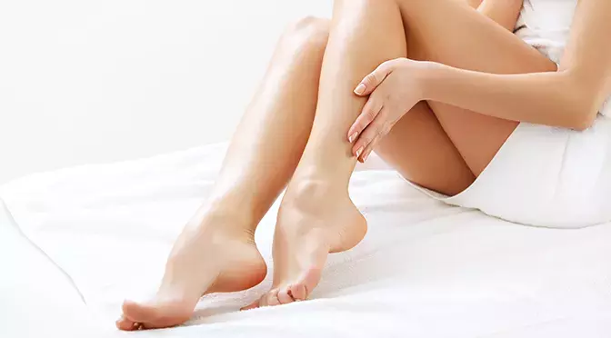 Hair removal course – Wax and depilatory gel