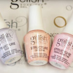 Gelish structure soak off gel fondant