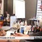 Technique gel poudre Oh Blush