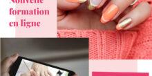 formation en ligne pose d'ongles