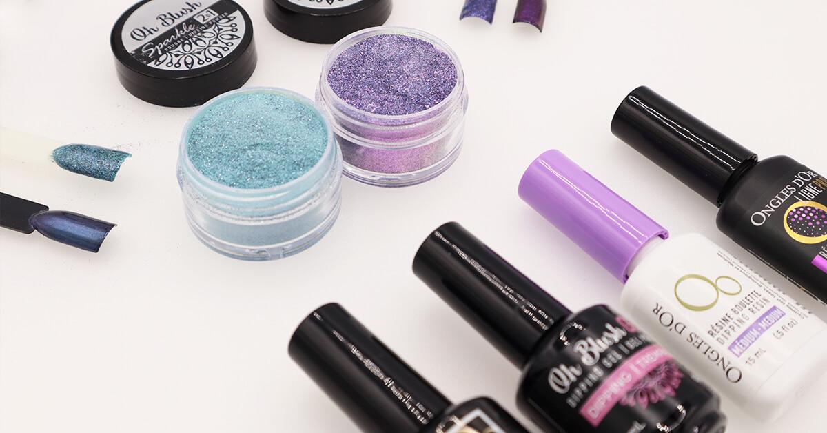 5 façons d'utiliser les poudres Oh Blush Sparkle