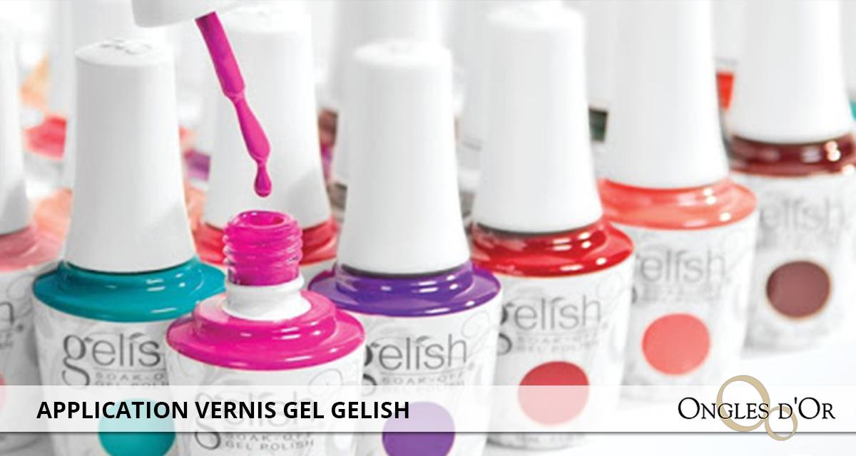 How to apply the Gelish Gel Polish