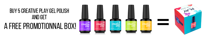 Creative Play Gel Polish