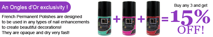 Nail enhancement Polish