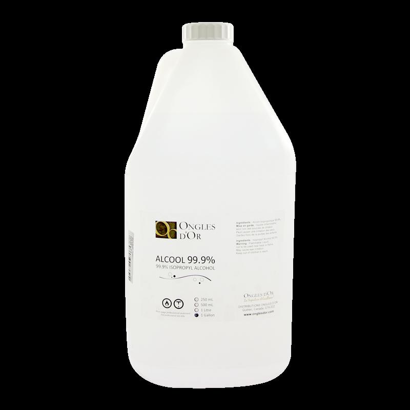 Alcool Isopropylique 99,9% (1 Gallon)