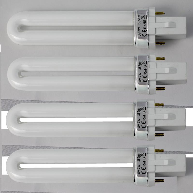Ampoule de Remplacement 7 Watts Électronique ensemble de 4