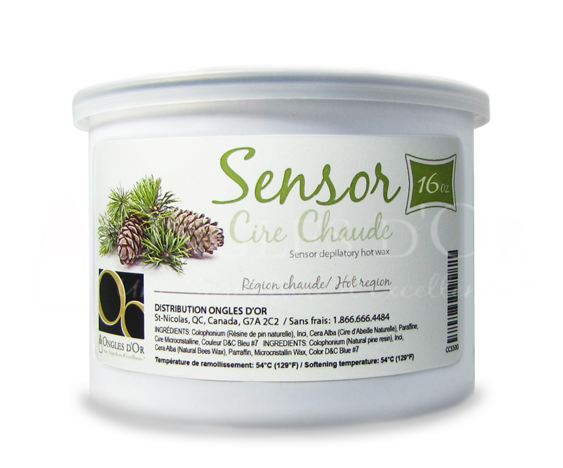 Cire Chaude Sensor 500gr (16oz)