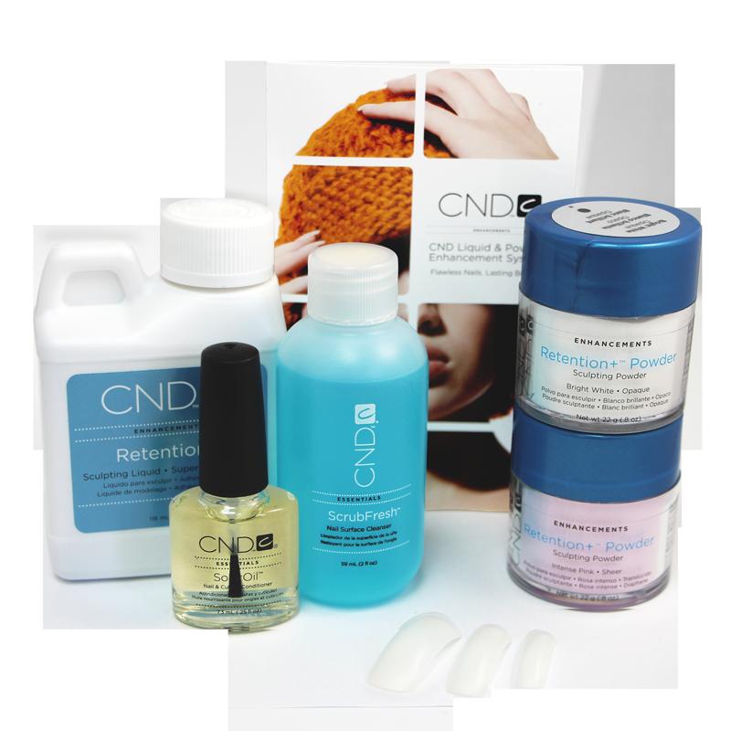 CND Retention+ Basics Enhancement Starter Pack