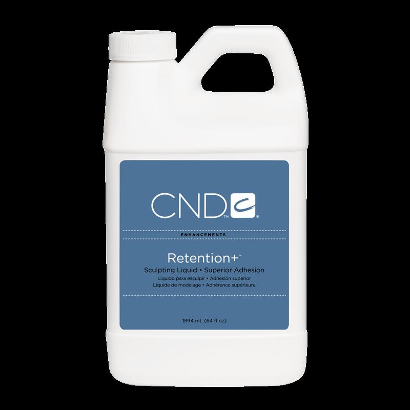 CND RETENTION LIQUID 64oz (1894 ml)