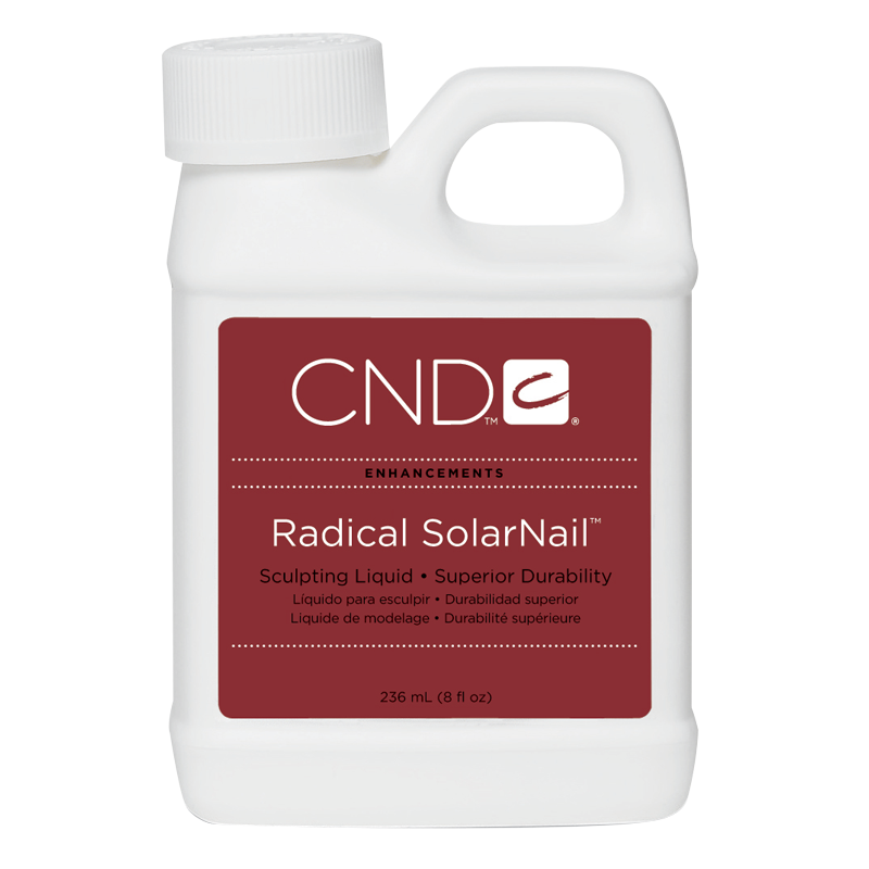 CND Radical Solarnail Liquid 8 oz