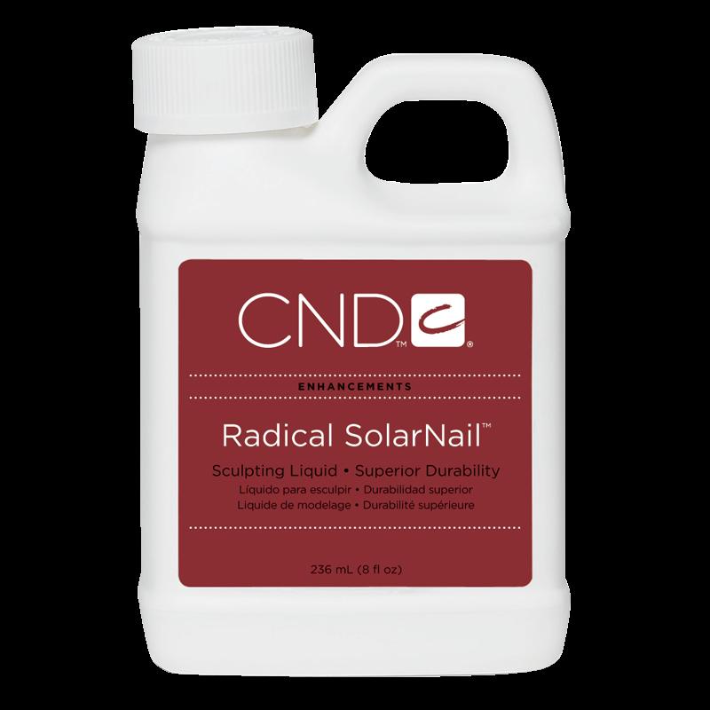CND Radical Solarnail Liquide 8 oz