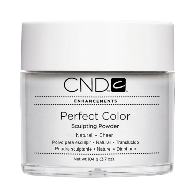 CND PC POWDER NATURAL SHEER 3.7oz