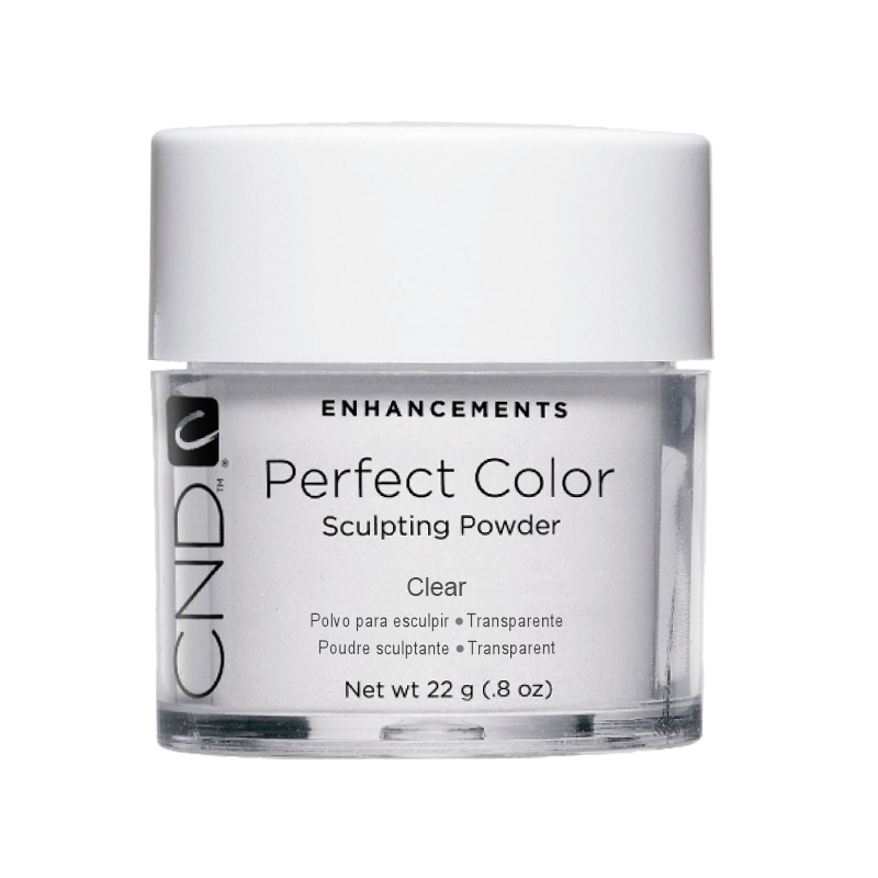 CND PC Clear Powder .8oz