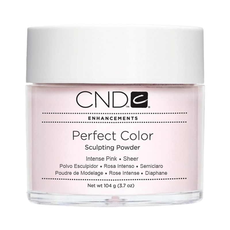 CND PC POWDER INTENSE PINK SHEER 3.7oz