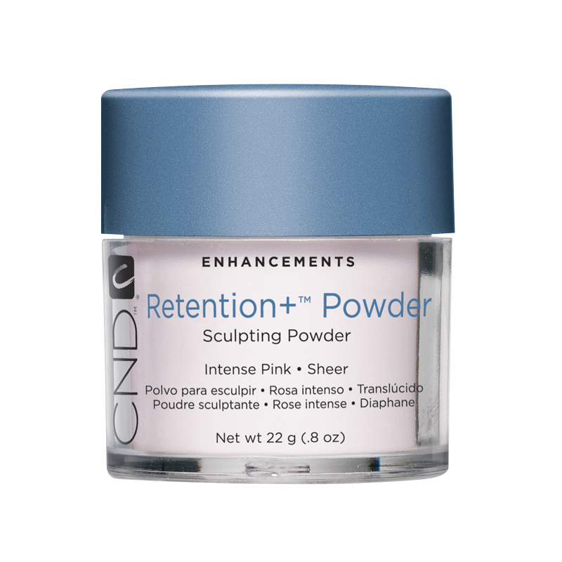 CND Retention+ Powder Intense Pink Sheer .8oz