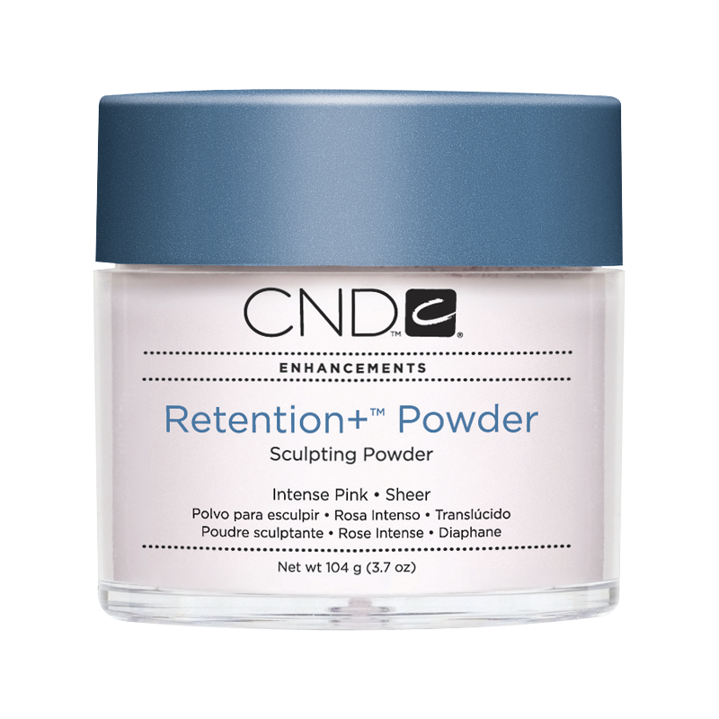 CND Retention Poudre Intense Pink Sheer 3.7oz