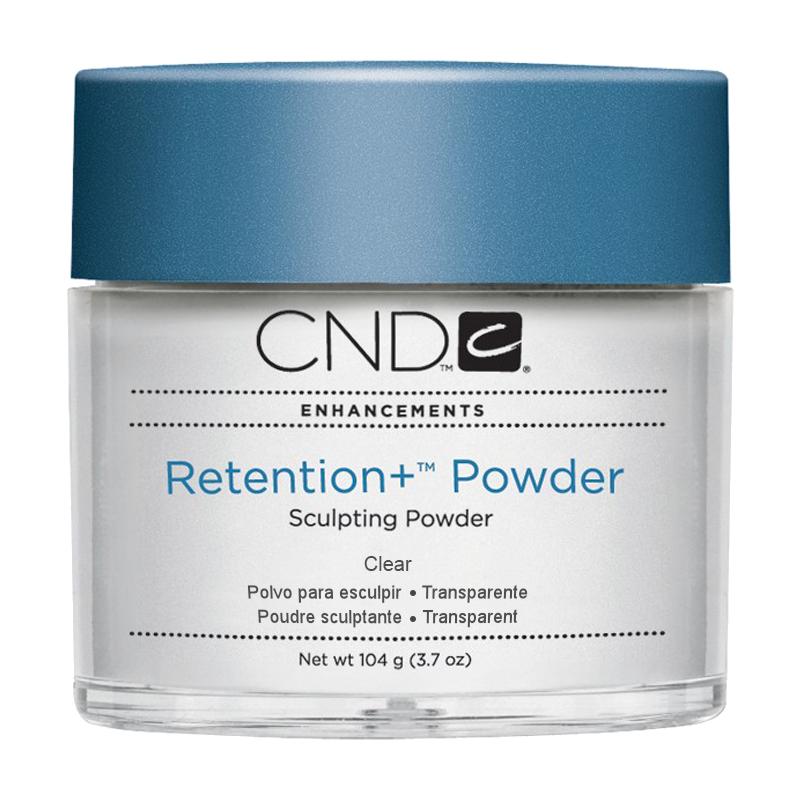 CND Retention Poudre CLEAR 3.7oz