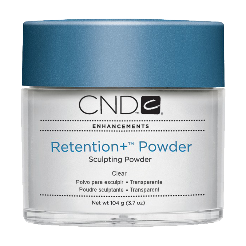 CND Retention+ Powder CLEAR 3.7oz