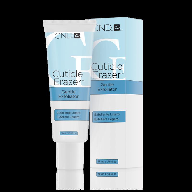 CND Cuticle Eraser 51ml (Exfoliant)
