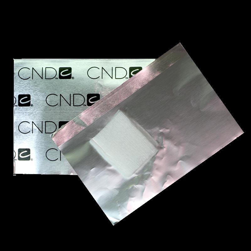 CND Papillotes d'Aluminium pour Fondre (10 pieces)