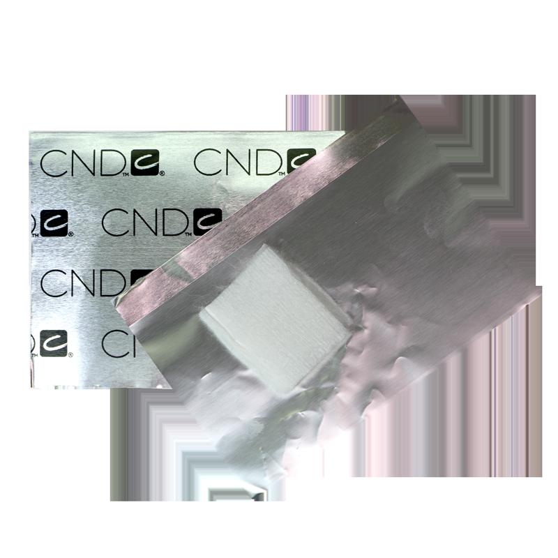 CND Papillotes d'Aluminium pour Fondre (250 pieces)