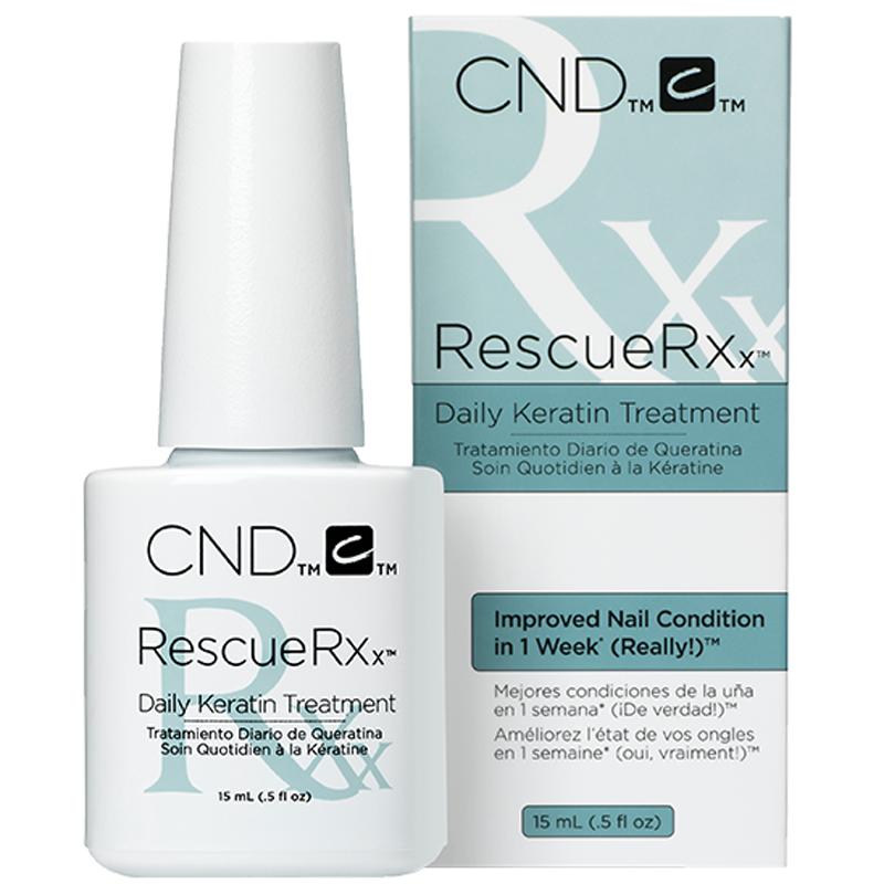 CND Rescue Rxx Soin Quotidien Kératine 15 mL