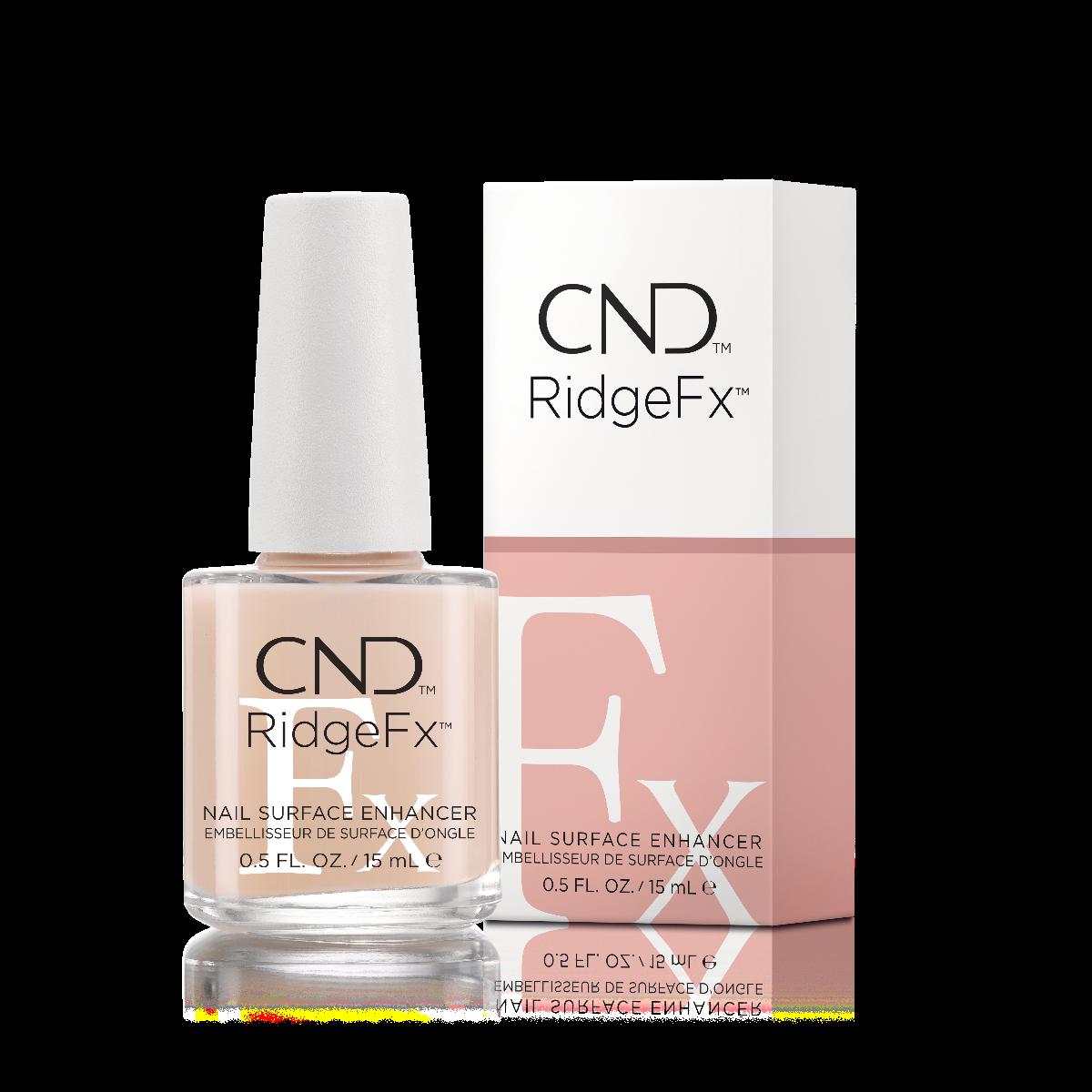 CND RidgeFx Embellisseur de Surface d'Ongle (15mL)