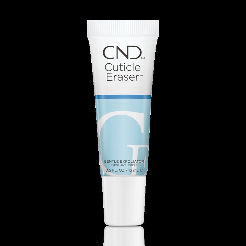 CND Cuticle Eraser Exfoliant Léger 15 mL (0.5 fl oz)