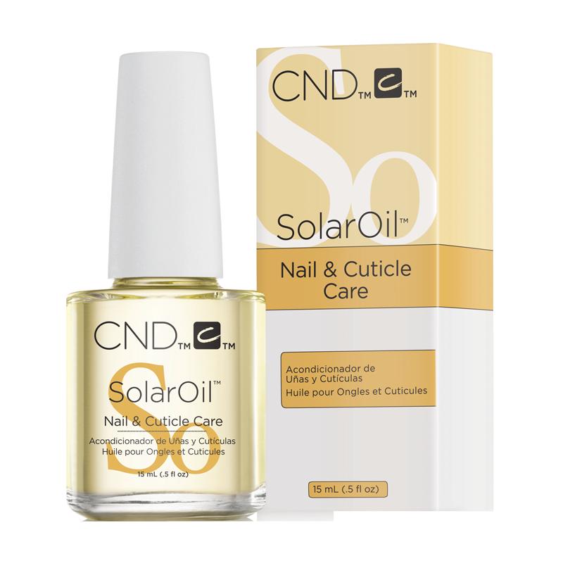 CND Solar Oil Huile pour Ongles et Cuticules 15 mL (0.5oz)