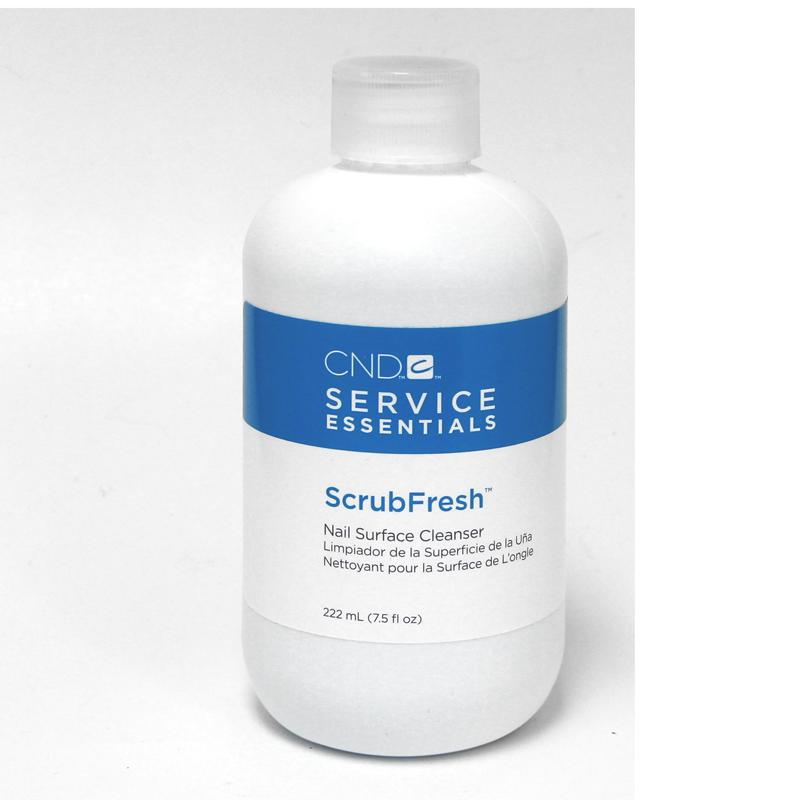 CND Service Essentials Scrub Fresh 7.5oz