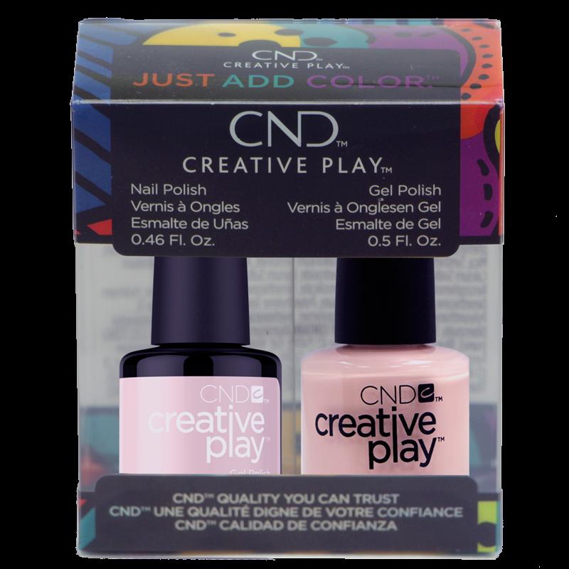 CND Creative Play Polish Duo #402 Life's a Cupcake
