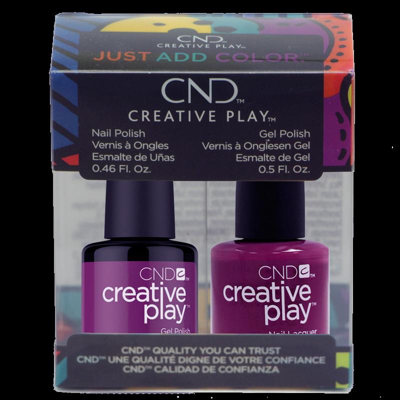 CND Creative Play Polish Duo #444 Raisin Eyebrows