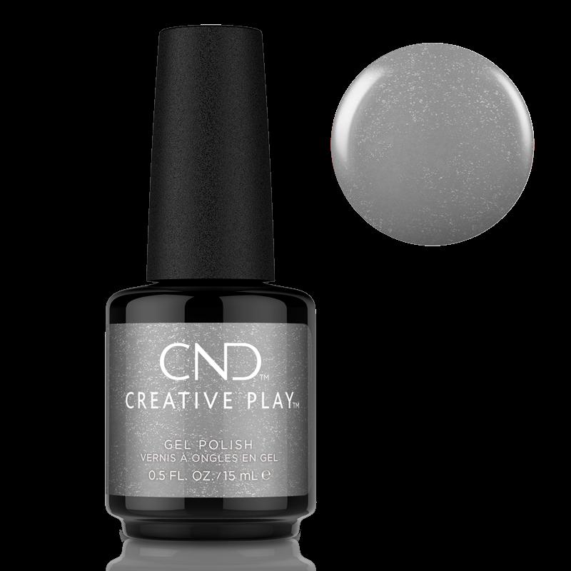 CND Creative Play Gel Polish #531 Drop Coin 0.5oz