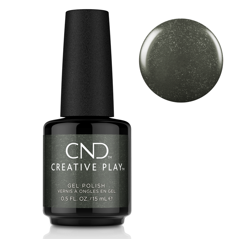 CND Creative Play Gel Polish #532 Night Light 0.5oz