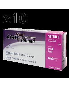 Multipurpose Nitrile Purple Glove - small 100 gloves