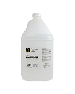 Acétone 1 Gallon