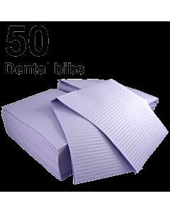 Lavender Dental Bibs