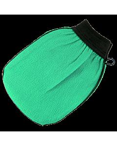 Best Kiss Gant Exfoliant Vert Menthe (1 Gant)