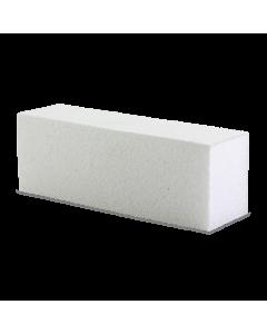 White Buffer Block 80/150 (3 sides) (1 block)