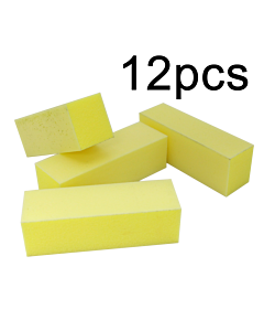 Bloc Sableur Jaune 220/220 (3 Faces) (12pcs)