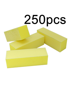 Bloc Sableur Jaune 220/220 (3 Faces) (250pcs)