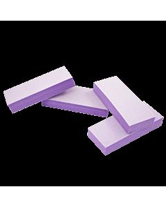 Slim Block Buffer - Purple 100/180 (12pc)