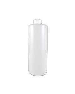 Bouteille Vide en Plastique avec Bouchon de Sécurité 1 L