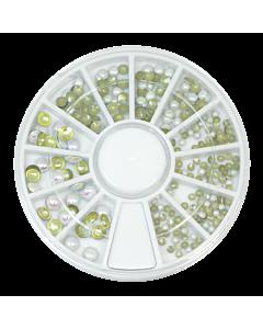 Stone Wheel - Rounded Shape - Holographic