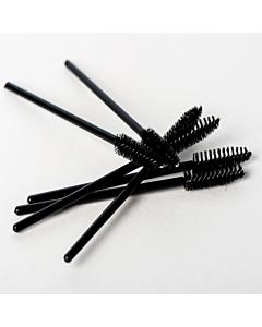 Cils Import Mini Brosses à Mascara Noires (50pcs)