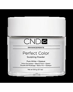 CND PC Poudre blanc pur Opaque 3.7oz