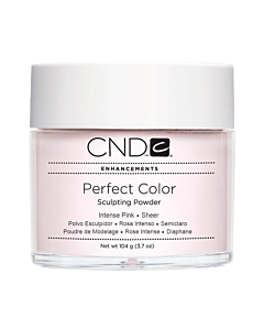 CND PC Poudre acrylique intense pink sheer