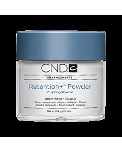 CND Retention Poudre Bright White Opaque 3.7oz
