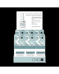 CND Rescue Rxx Daily Kerattn Treatment (6 x 1/2oz)