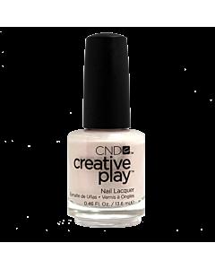CND Creative Play polish #401 Bridechilla 13ml - Bottle